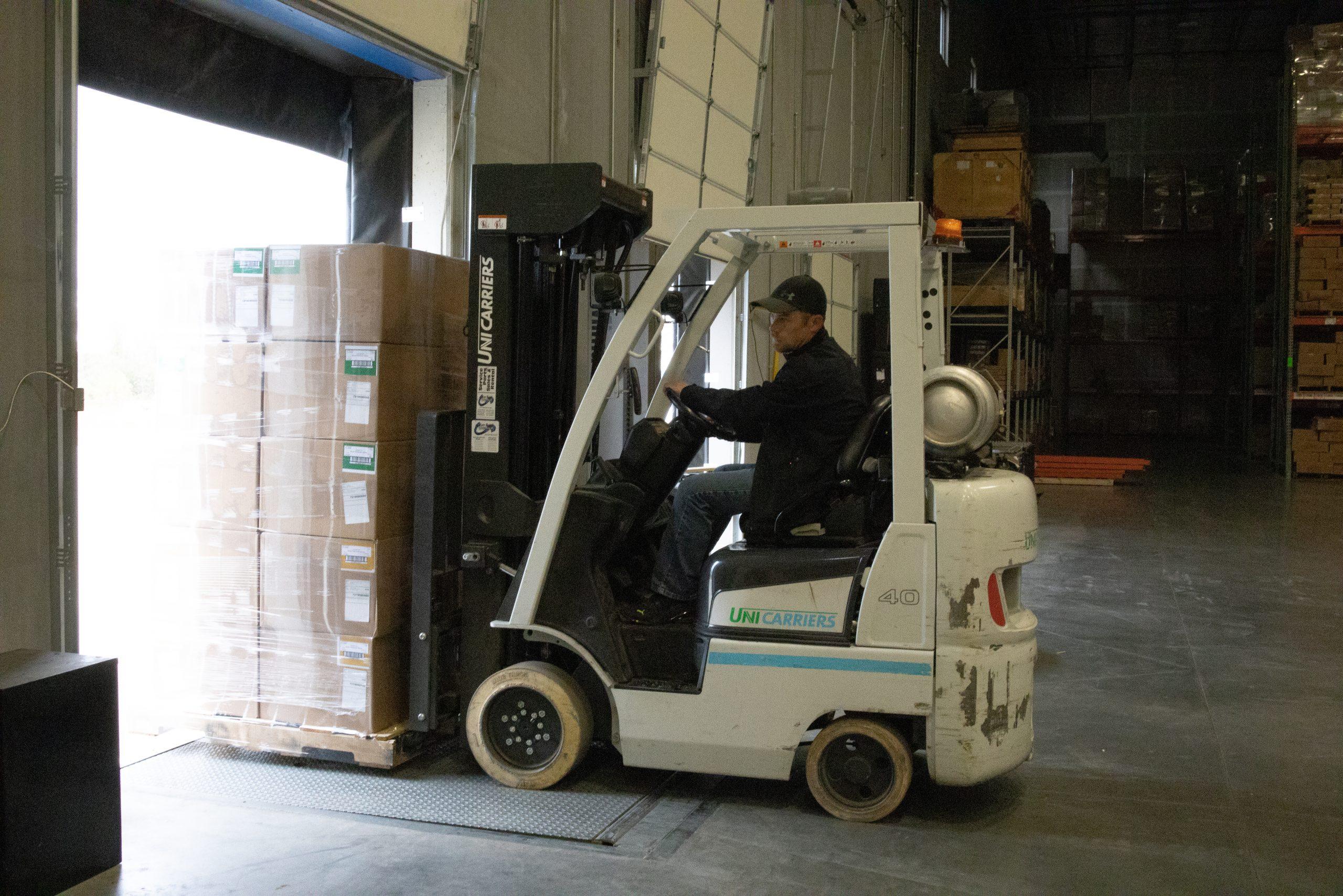 Warehouse Replenishment E-Commerce