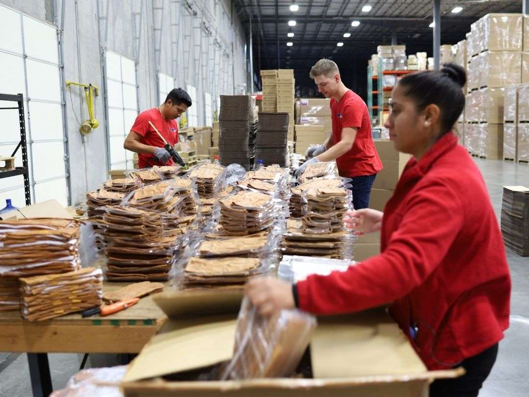 Co-Packing   Inventory Replenishment